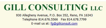 Gill Consulting Logo